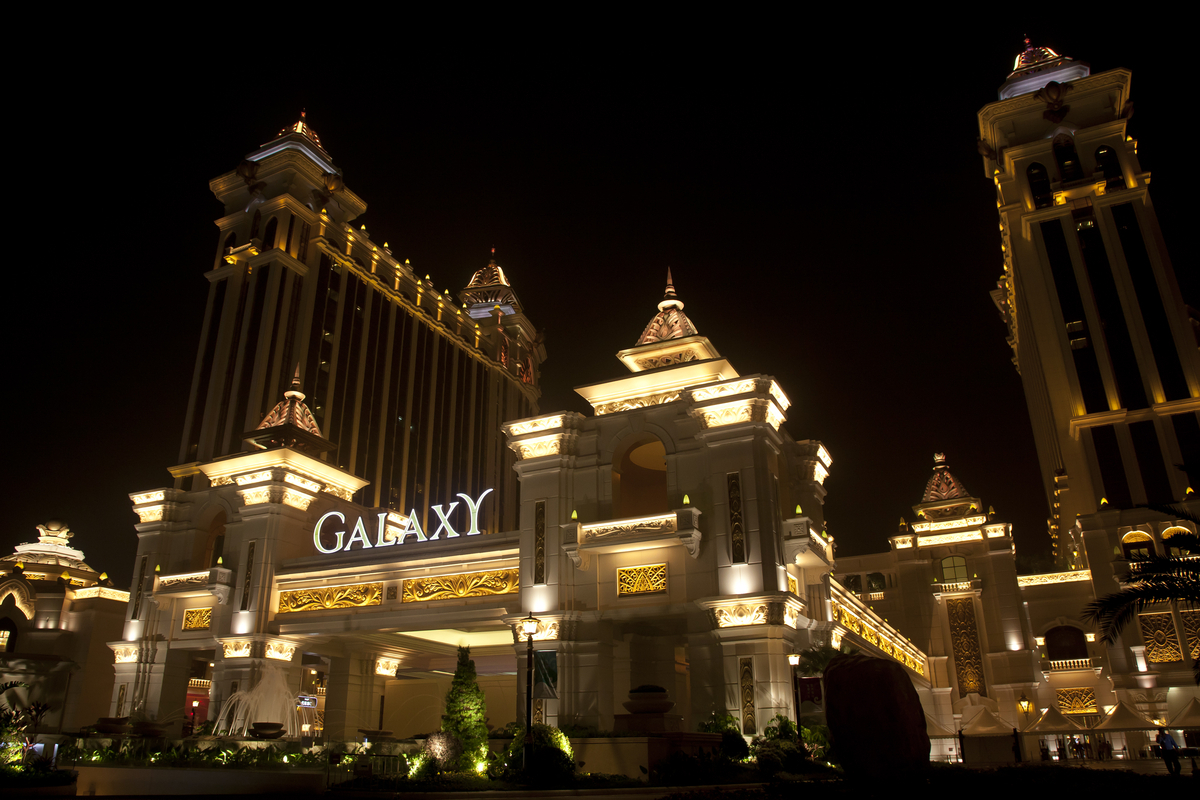 Galaxy Macau Grand Opening 171 Macau Casino World Baccarat