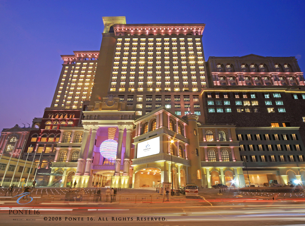 macau casino hotel list