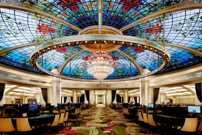 Galaxy Macau_gaming hall_high limit_main hall
