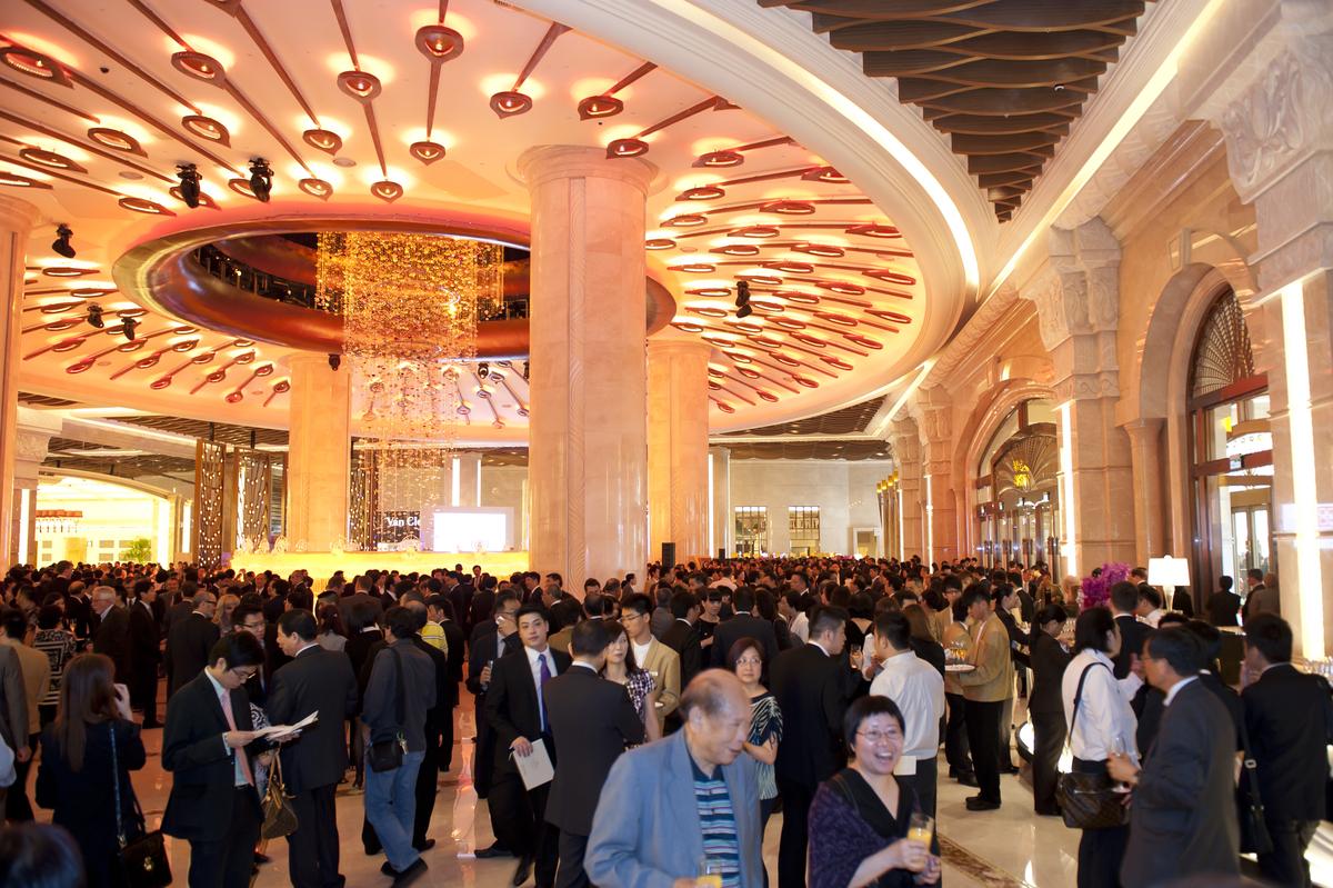 Galaxy Macau Grand Opening « Macau Casino World - Baccarat ...