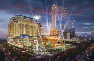"The Parisian Macao, the jewel in the Sands China's crown, is set to open in Macao in the late 2016, bringing the magic and wonder of the famed ""City of Light"" to Macao"
